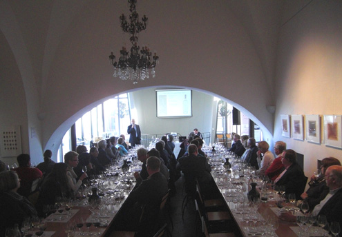 Rheingau Gourmet Festival: Beringer Tasting