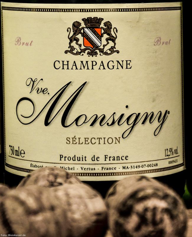 Champagne Veuve Monsigny