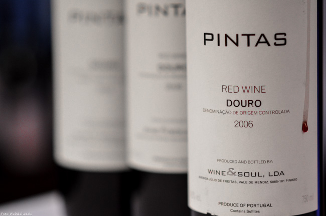 Douro DOC Rotweine von Pintas