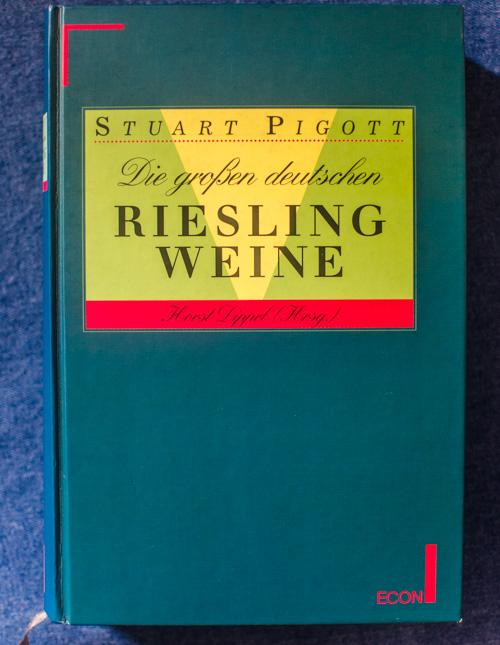 Stuart Pigott - Die großen deutschen Riesling Weine