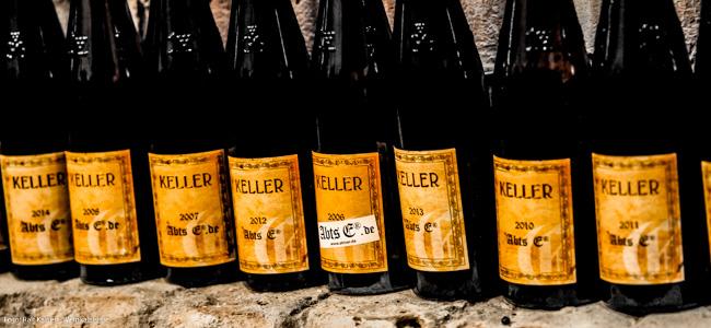 Weingut Klaus Keller Riesling Abtserde GG Vertikale