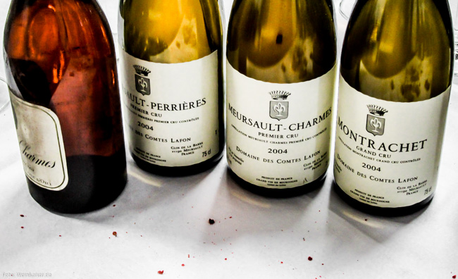 Meursault nur wenns hinterher auch Montrachet gibt....