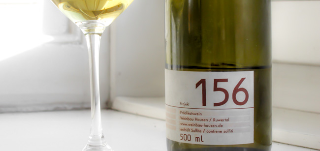 Projekt 156 Riesling Auslese 2006