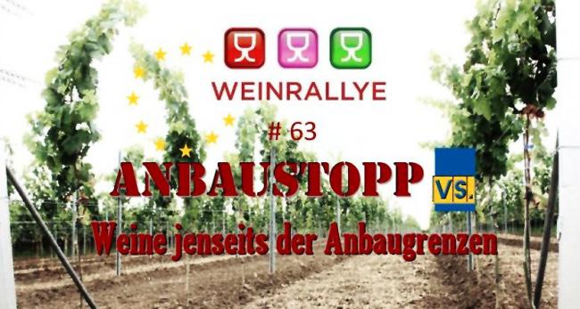 Weinrallye 63 - Anbaustopp