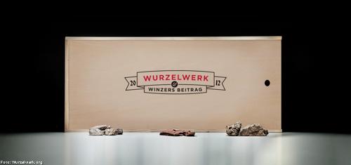 Die 2012er Wurzelwerk-Kiste. Bild: Wurzelwerk.org