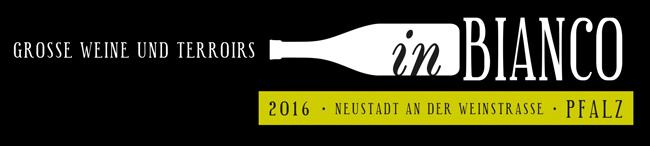 Weinmesse inBianco 2016 am 06. Februar im Saalbau in Neustadt an der Weinstraße