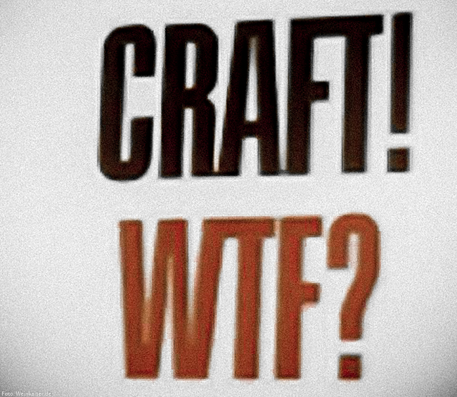 Craft WTF?